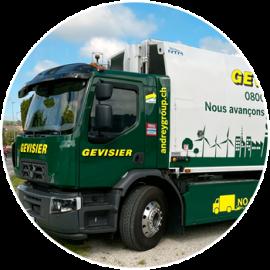 Welch schöner Lastwagen… und erst noch elektrisch!